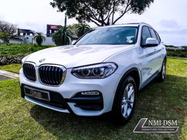 2018 BMW X3 xDRIVE 20d (G01)