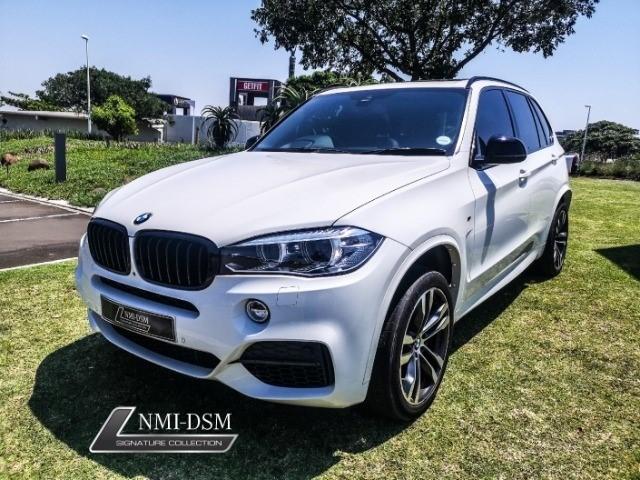 2018 BMW X5 M50d (F15)