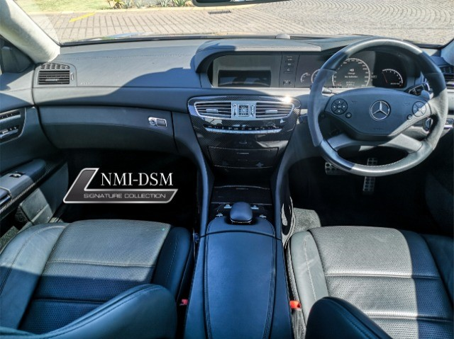 2012 MERCEDES-BENZ CL 63 AMG