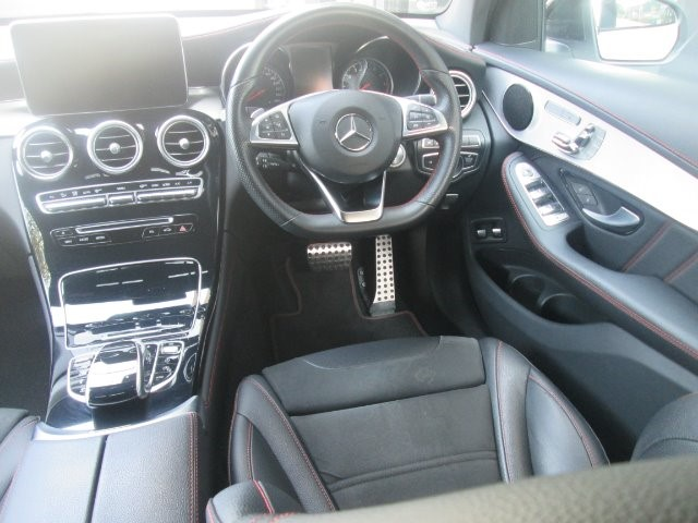 2018 MERCEDES-BENZ AMG GLC 43 COUPE 4MATIC