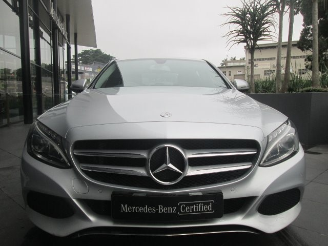 2016 MERCEDES-BENZ C180 AVANTGARDE A/T