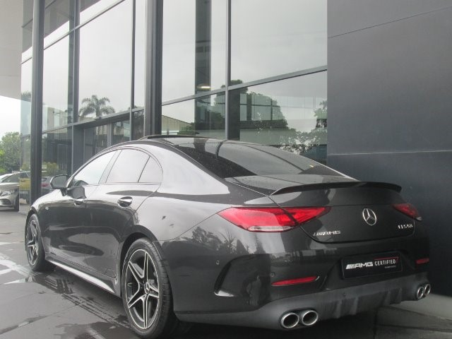 2020 MERCEDES-BENZ AMG CLS 53 4MATIC