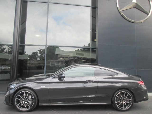 2020 MERCEDES-BENZ AMG C43 4MATIC COUPE