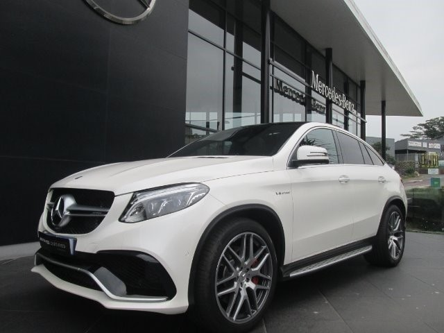 2021 MERCEDES-BENZ AMG GLE 63 S COUPE 4MATIC