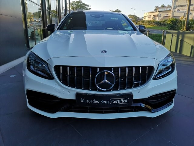2021 MERCEDES-BENZ AMG COUPE C63 S