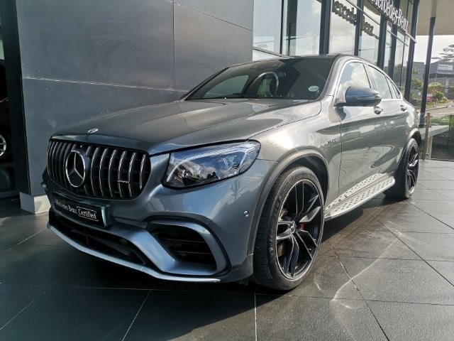 2018 MERCEDES-BENZ AMG GLC 63S COUPE 4MATIC