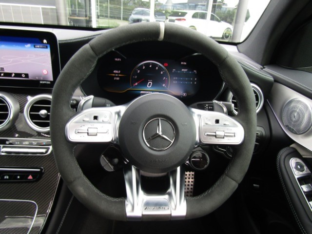 2020 MERCEDES-BENZ AMG GLC 63 S COUPE 4 MATIC
