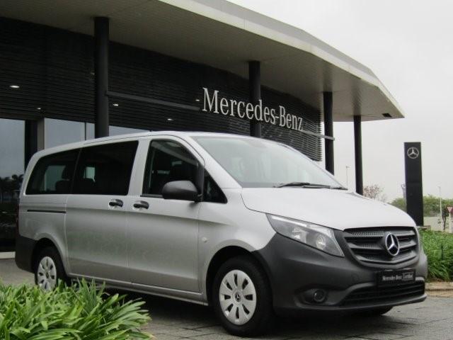 2019 MERCEDES-BENZ Vito 114 2.2 CDI TOURER PRO A/T
