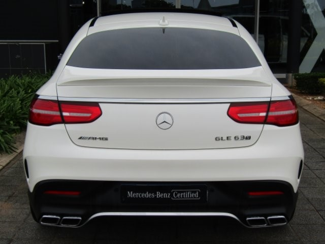 2020 MERCEDES-BENZ GLE COUPE 63 S AMG
