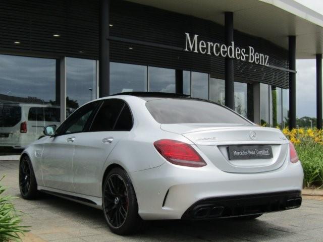 2019 MERCEDES-BENZ AMG C63 S