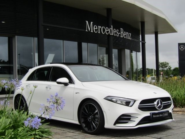 2019 MERCEDES-BENZ AMG A35 4MATIC
