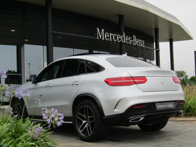 2018 MERCEDES-BENZ GLE COUPE 350d 4MATIC