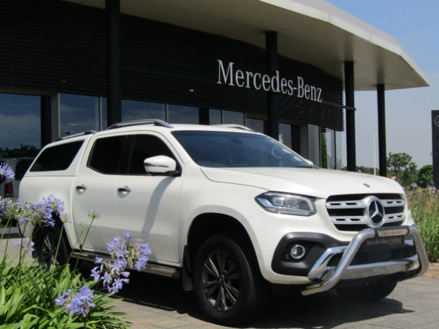 2019 MERCEDES-BENZ X250d 4X4 POWER A/T