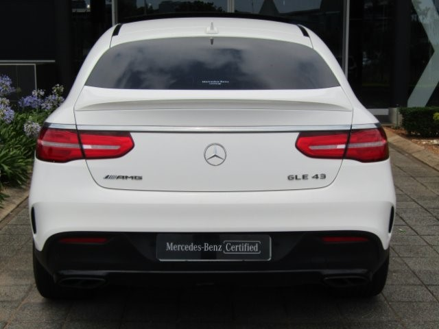 2018 MERCEDES-BENZ GLE COUPE 450/43 AMG 4MATIC