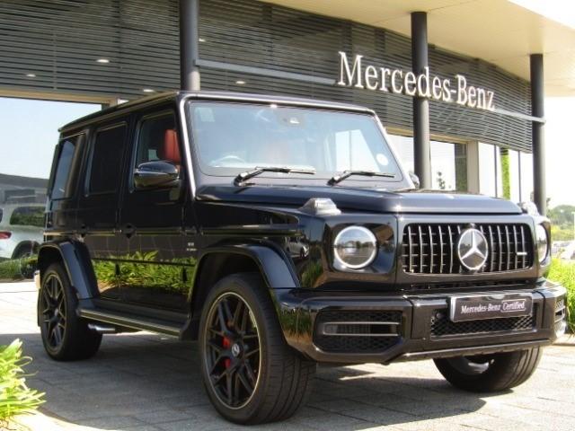 2021 MERCEDES-BENZ AMG G63