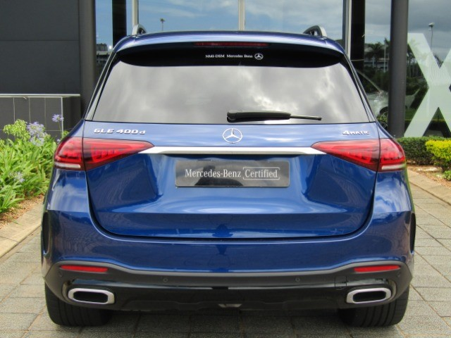 2020 MERCEDES-BENZ GLE 400d 4MATIC
