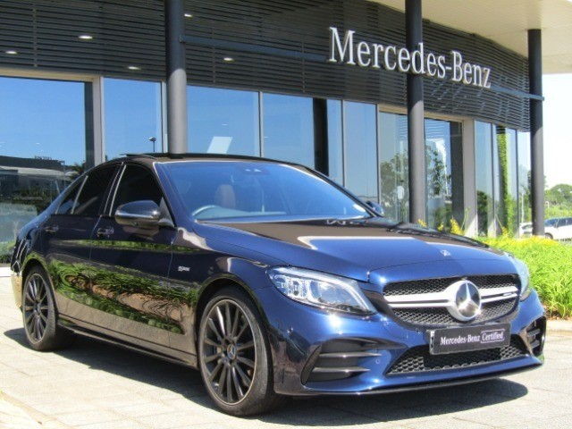 2019 MERCEDES-BENZ AMG C43 4MATIC