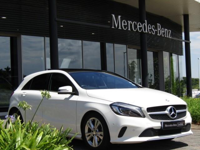 2017 MERCEDES-BENZ A 200d STYLE A/T