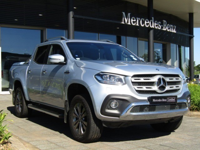 2019 MERCEDES-BENZ X350d 4MATIC POWER