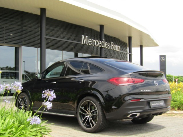 2021 MERCEDES-BENZ GLE COUPE 400d 4MATIC