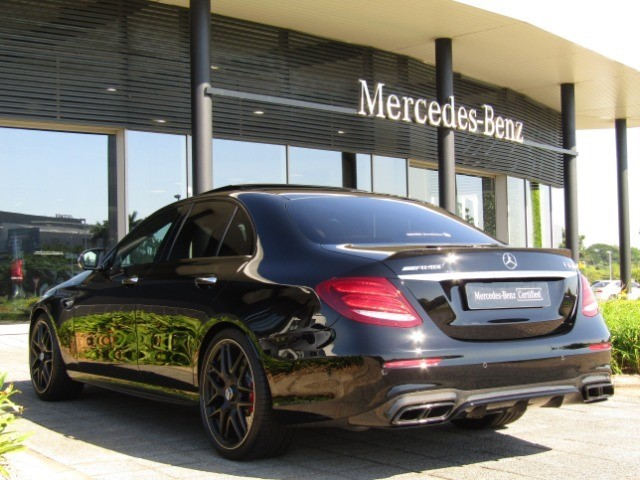 2021 MERCEDES-BENZ AMG E63 S 4MATIC