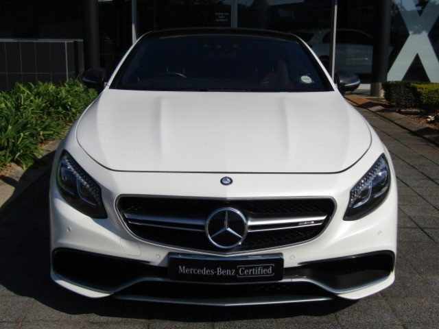 2016 MERCEDES-BENZ S 63 AMG COUPE
