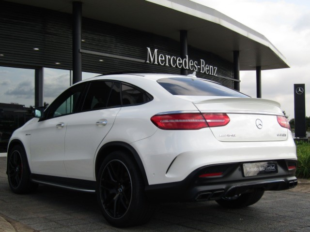 2016 MERCEDES-BENZ GLE COUPE 63 S AMG
