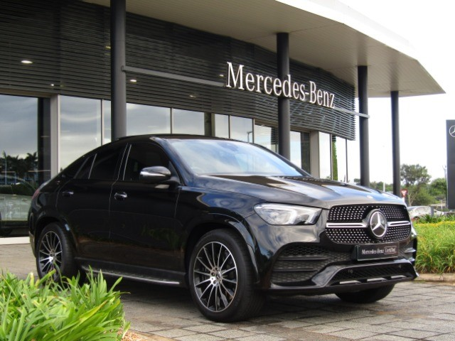 2020 MERCEDES-BENZ GLE COUPE 400d 4MATIC