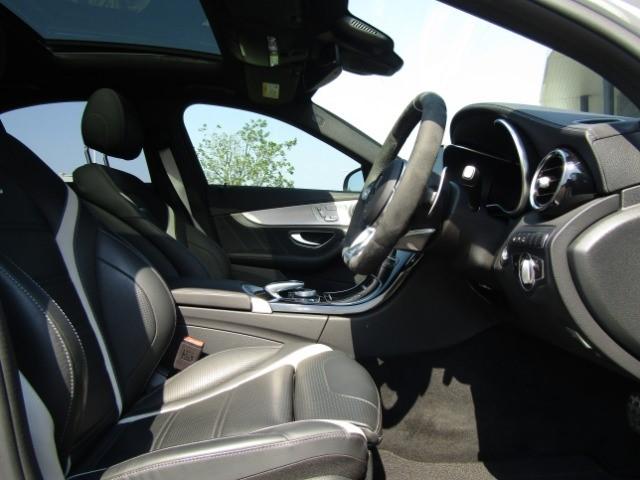 2020 MERCEDES-BENZ AMG C63 S