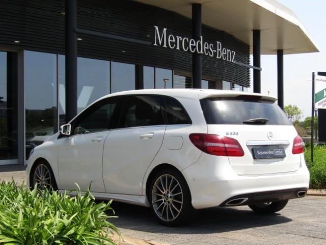 2018 MERCEDES-BENZ B 200 AMG A/T