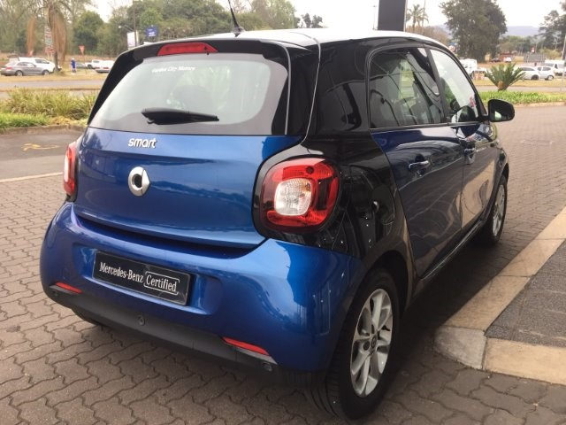 2018 SMART ForFour PASSION A/T