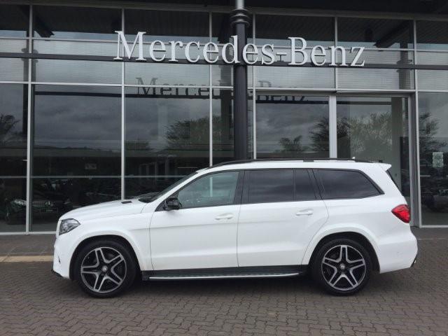 2017 MERCEDES-BENZ GLS 350d
