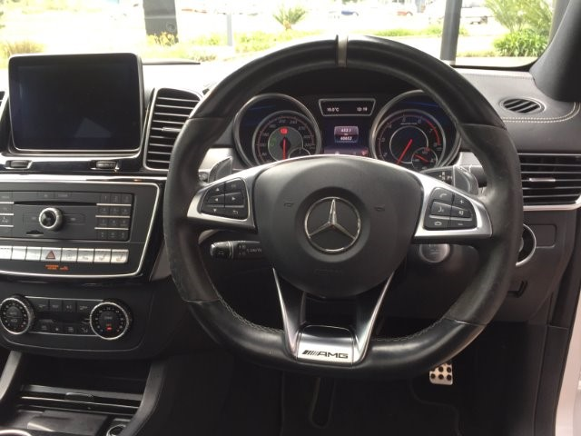 2015 MERCEDES-BENZ GLE COUPE 63 S AMG