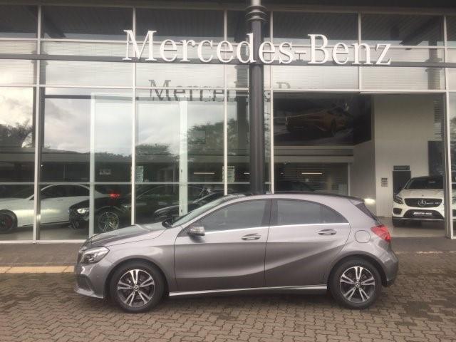 2017 MERCEDES-BENZ A 200 STYLE A/T