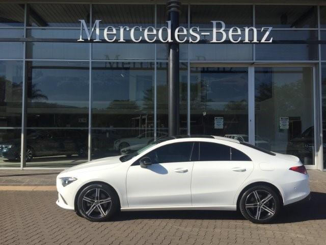 2020 MERCEDES-BENZ CLA220d A/T