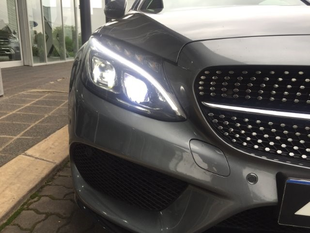 2017 MERCEDES-BENZ AMG C43 COUPE