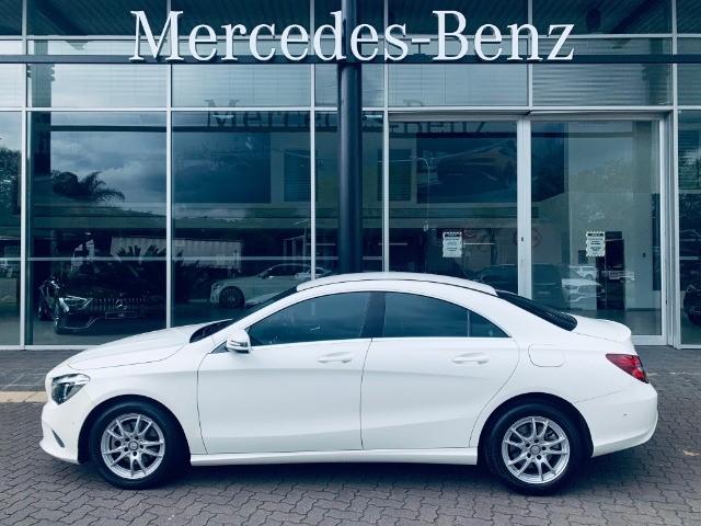 2016 MERCEDES-BENZ CLA200 A/T