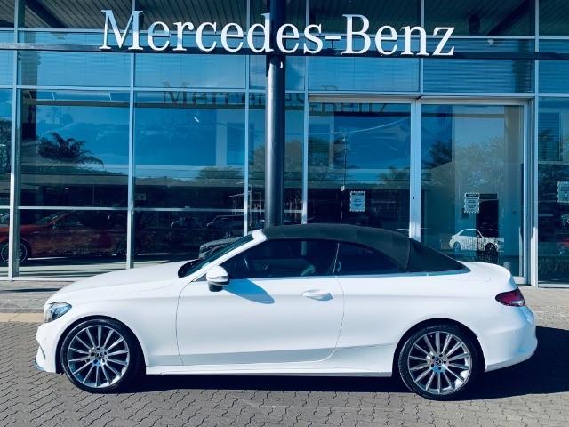 2017 MERCEDES-BENZ C220d CABRIO AMG A/T