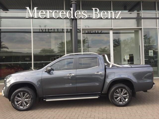 2018 MERCEDES-BENZ X250d 4X4 POWER A/T