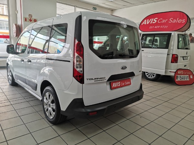 2015 FORD TOURNEO CONNECT 1.0 AMB SWB