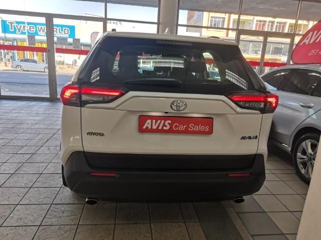 2019 TOYOTA RAV4 2.0 GX CVT