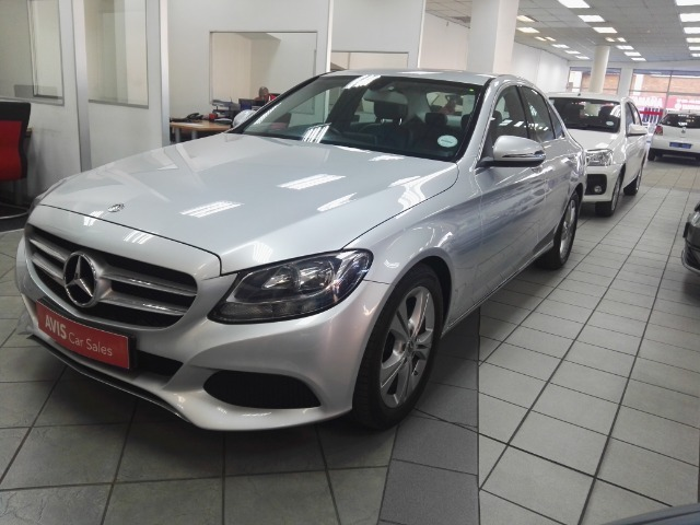 MERCEDES-BENZ C180 AVANTGARDE A/T (2014-2) - (2018-6)
