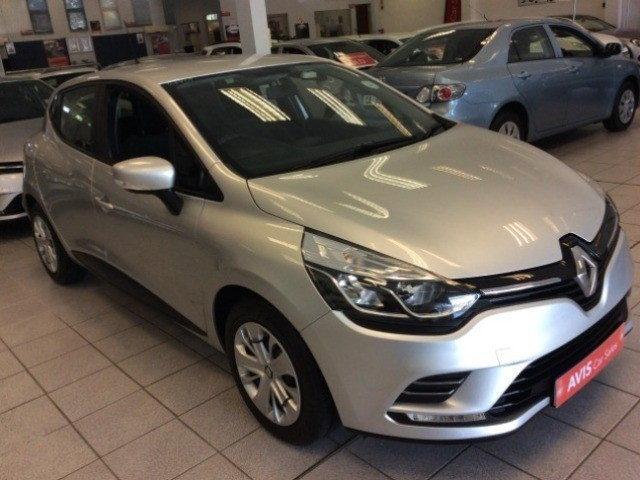 RENAULT CLIO IV 900T AUTHENTIQUE 5DR (66KW)
