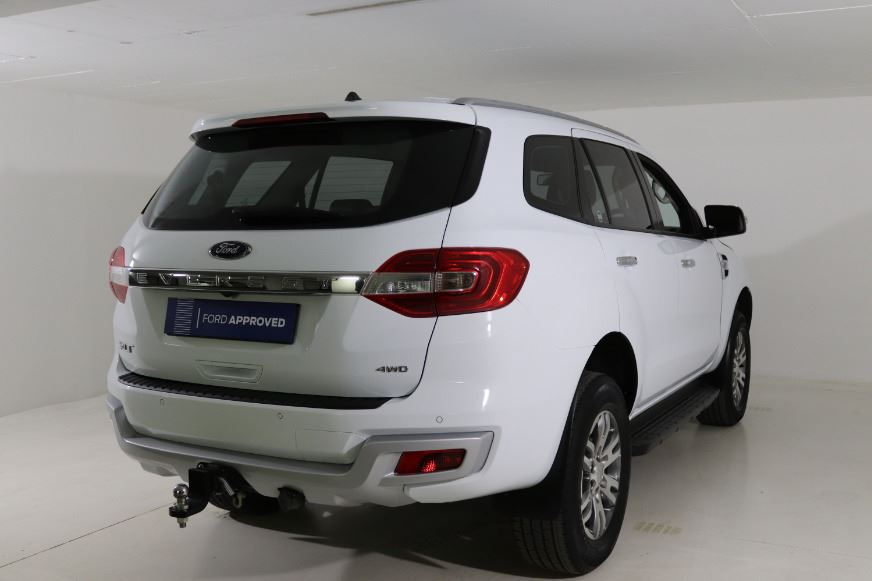 FORD EVEREST 3.2 TDCi XLT 4X4 A/T (2015-9) - (2019-4) White