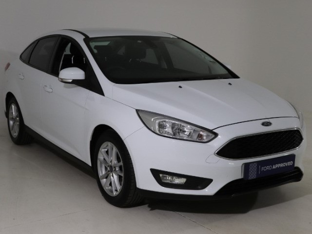 FORD FOCUS 1.5 ECOBOOST TREND