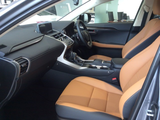 LEXUS NX 300 EX Mercury Grey CS