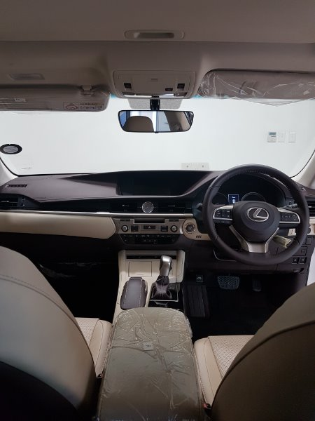 LEXUS ES 250 (2015-8) - (2018-10) Quartz White CS