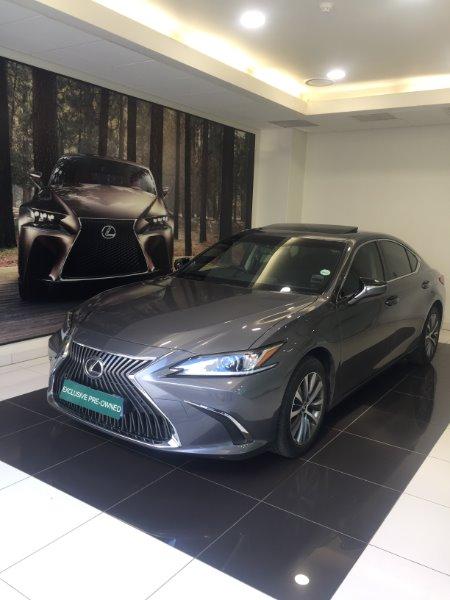 LEXUS ES 250 EX Mercury Grey