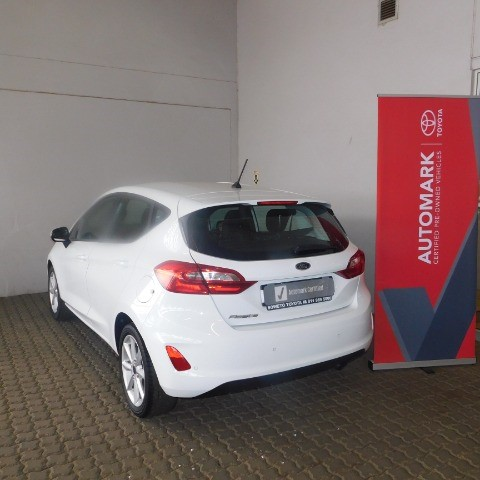 2018 FORD FIESTA 1.5 TDCi TREND 5Dr