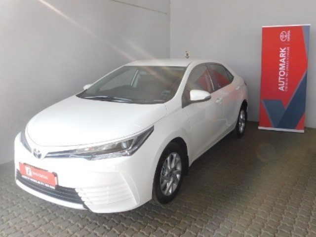 TOYOTA COROLLA QUEST 1.8 EXCLUSIVE CVT
